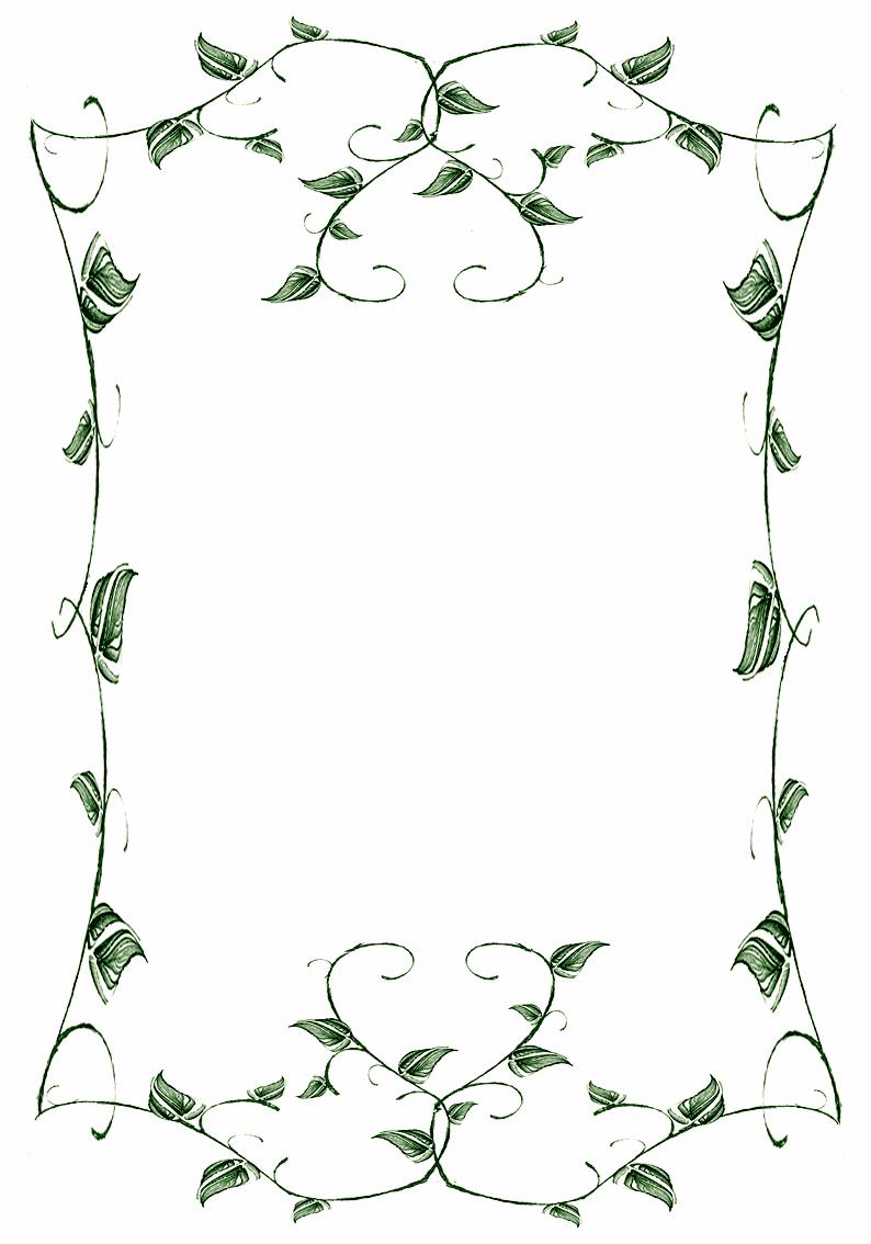 lit template leafy vines by rockgem on deviantart
