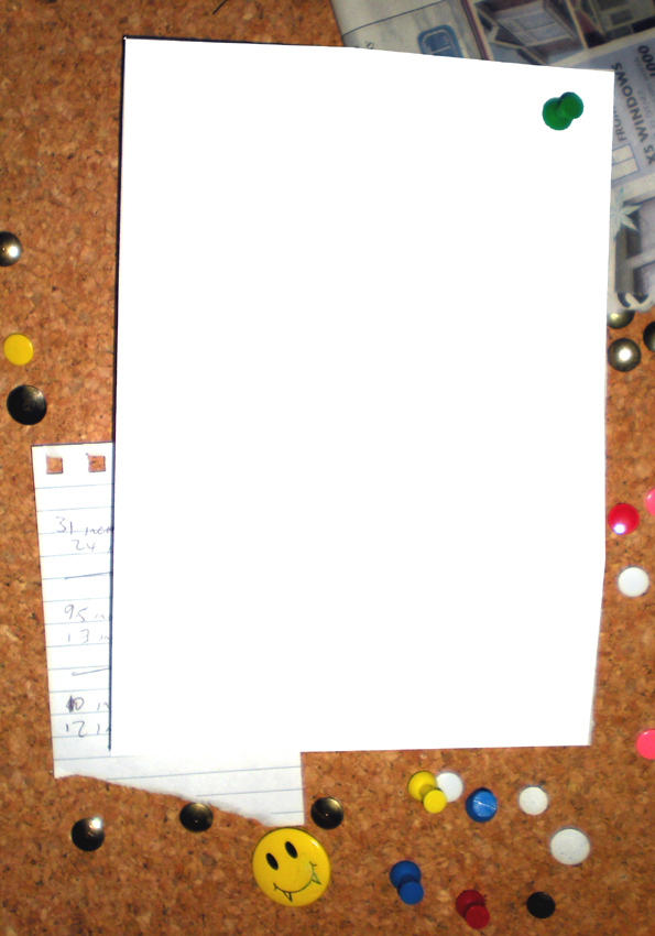lit template notice board by rockgem on deviantart. Black Bedroom Furniture Sets. Home Design Ideas