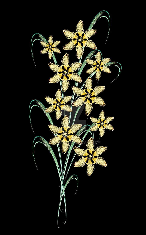 Daffodils... by rockgem