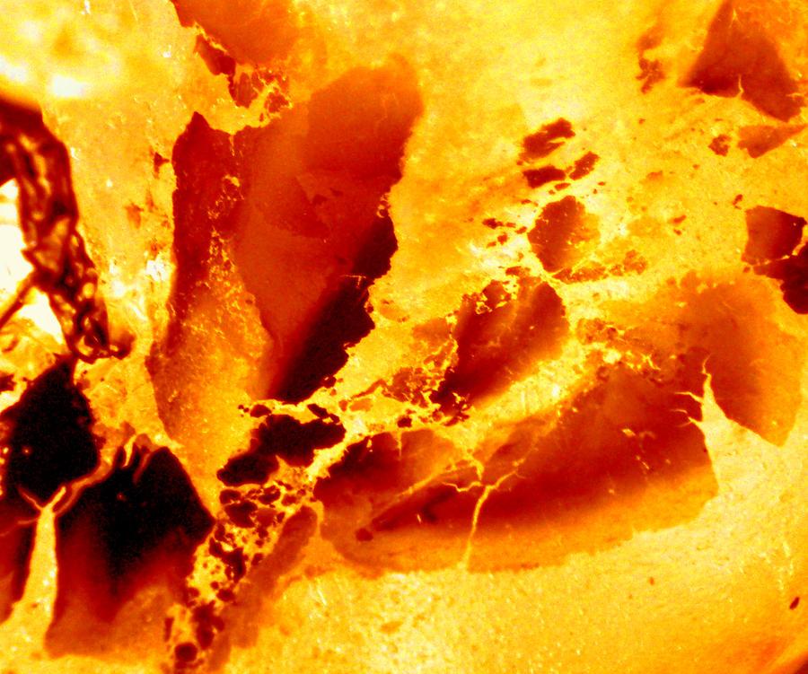 Stock Texture - Molten Lava by rockgem
