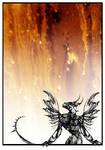 Lit Template - Anthro-Dragon by rockgem