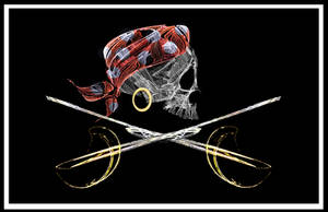 Pirate Flag. by rockgem