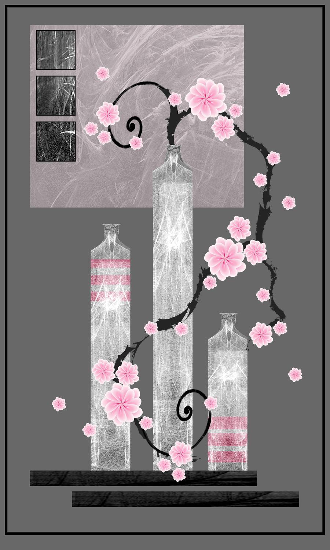 Pink Blossoms by rockgem