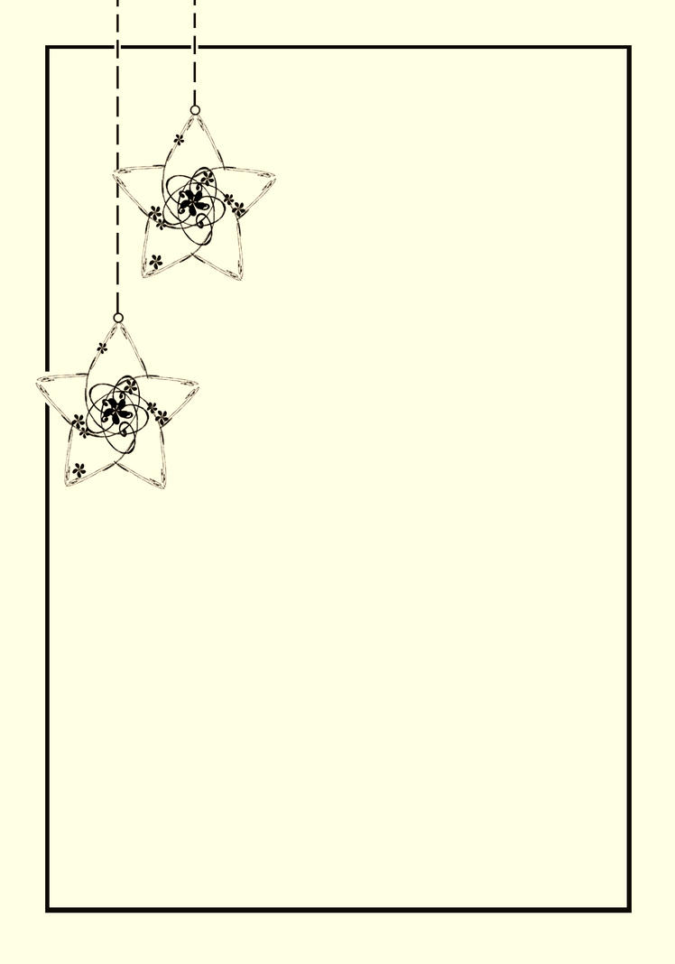 Lit. Template - filigreestars by rockgem