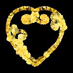 Fractal Stock - Filigree Heart
