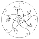 Fractalmanip Stock - pentacle