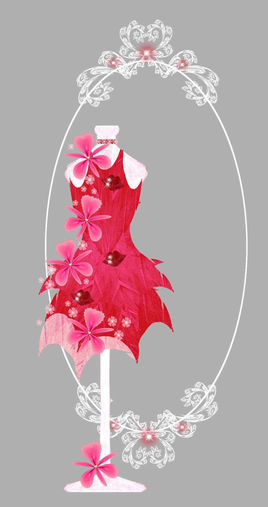 Seven Sins Dresses - Lust by rockgem