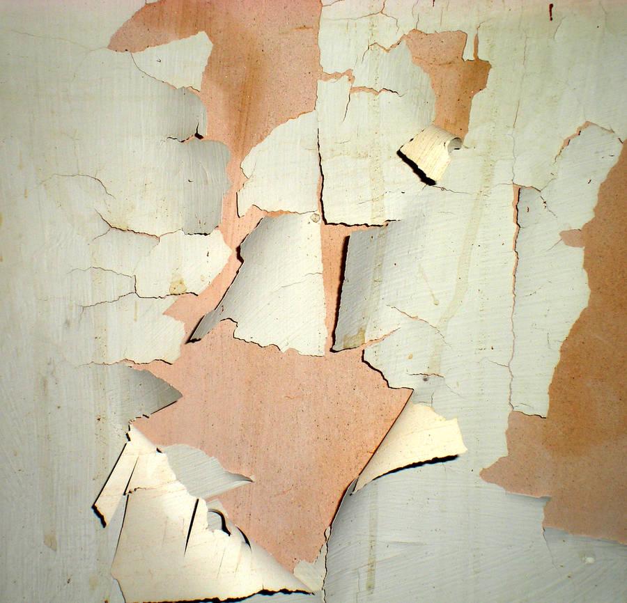 Stock Texture - Peeling Paint by rockgem