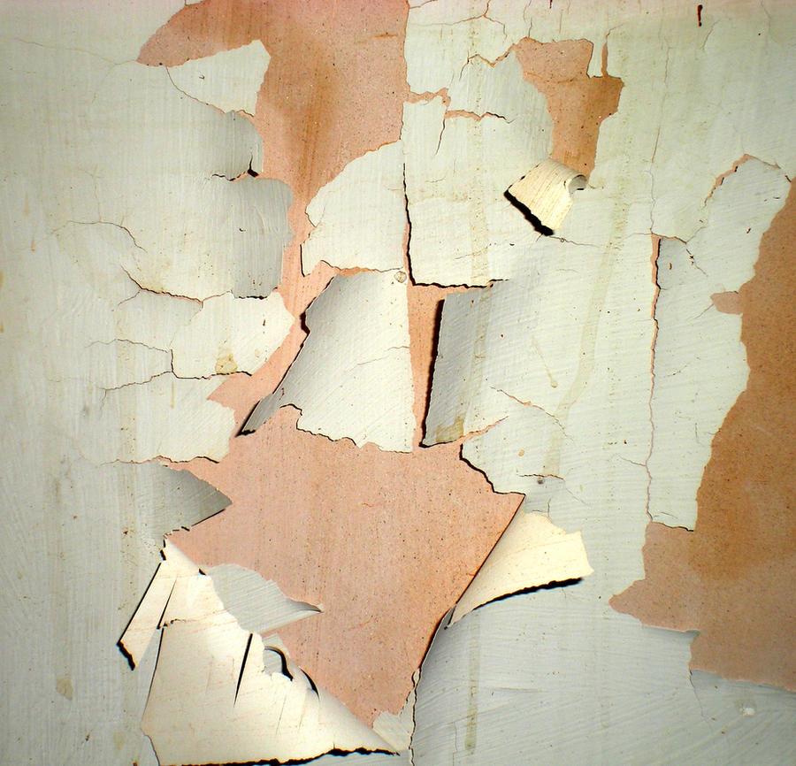 Stock Texture - Peeling Paint