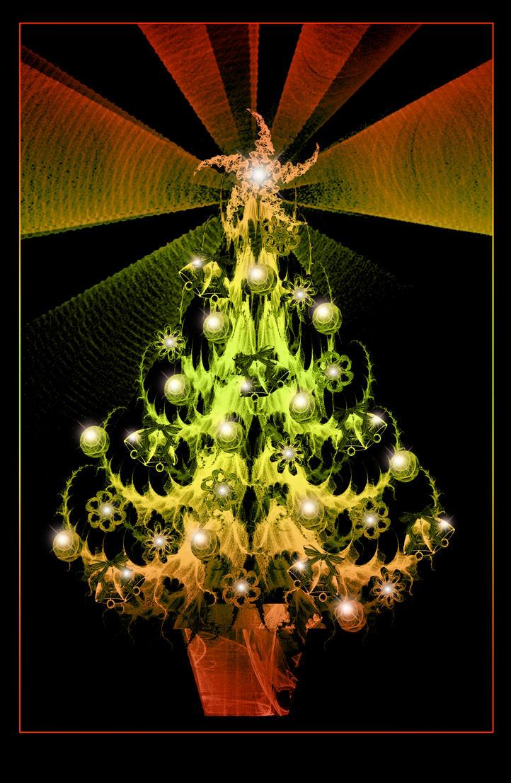 Golden Tree by rockgem