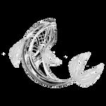 Fractal manip Stock - Fish II