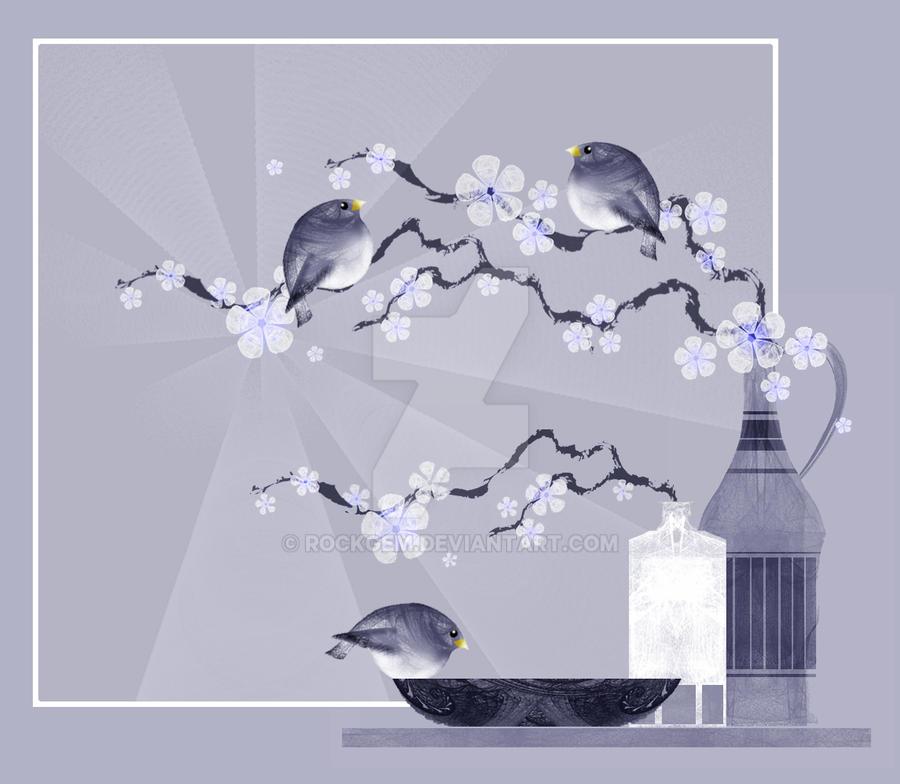 Bluebirds. by rockgem