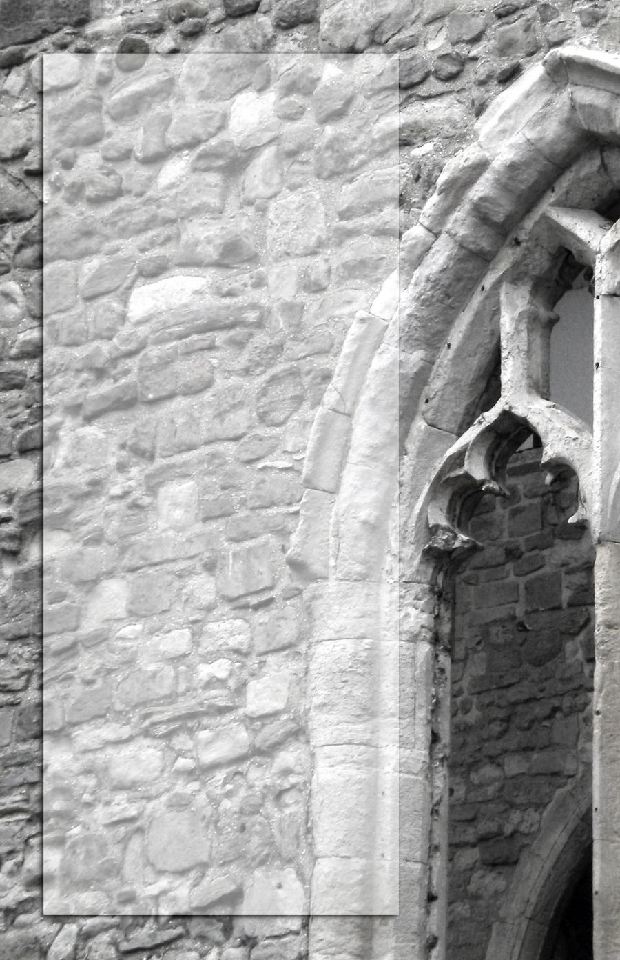 Lit. template - Arched Window by rockgem