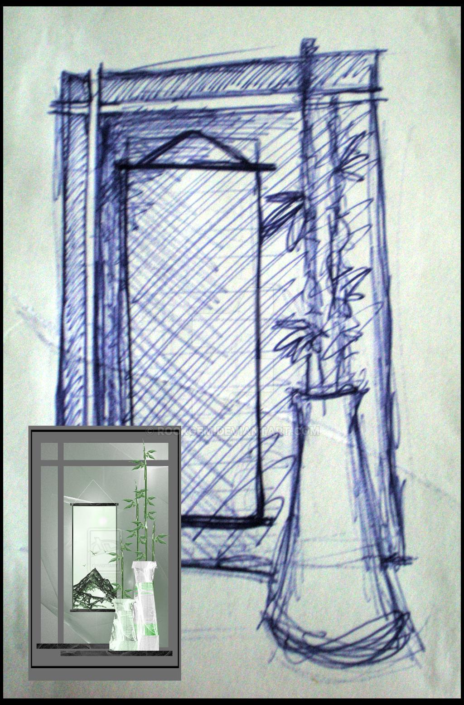 Sketch VII by rockgem