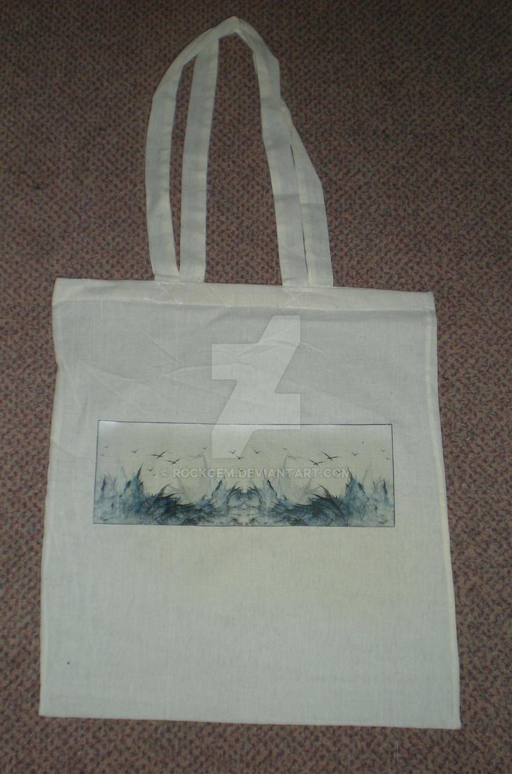 Of sea and air - Tote Bag by rockgem