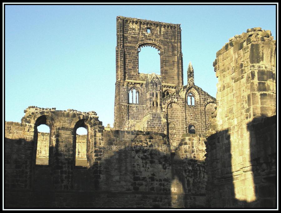 Kirkstall Abbey VIII by rockgem
