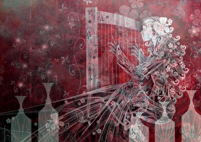 Scarlet Musician. by rockgem