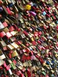Stock Texture - many locks