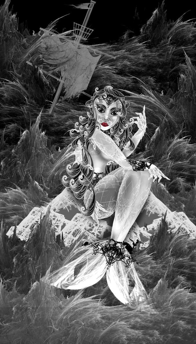 Gothic Siren by rockgem