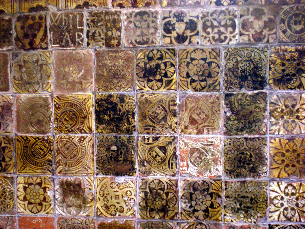 Stock - Medieval tiles by rockgem