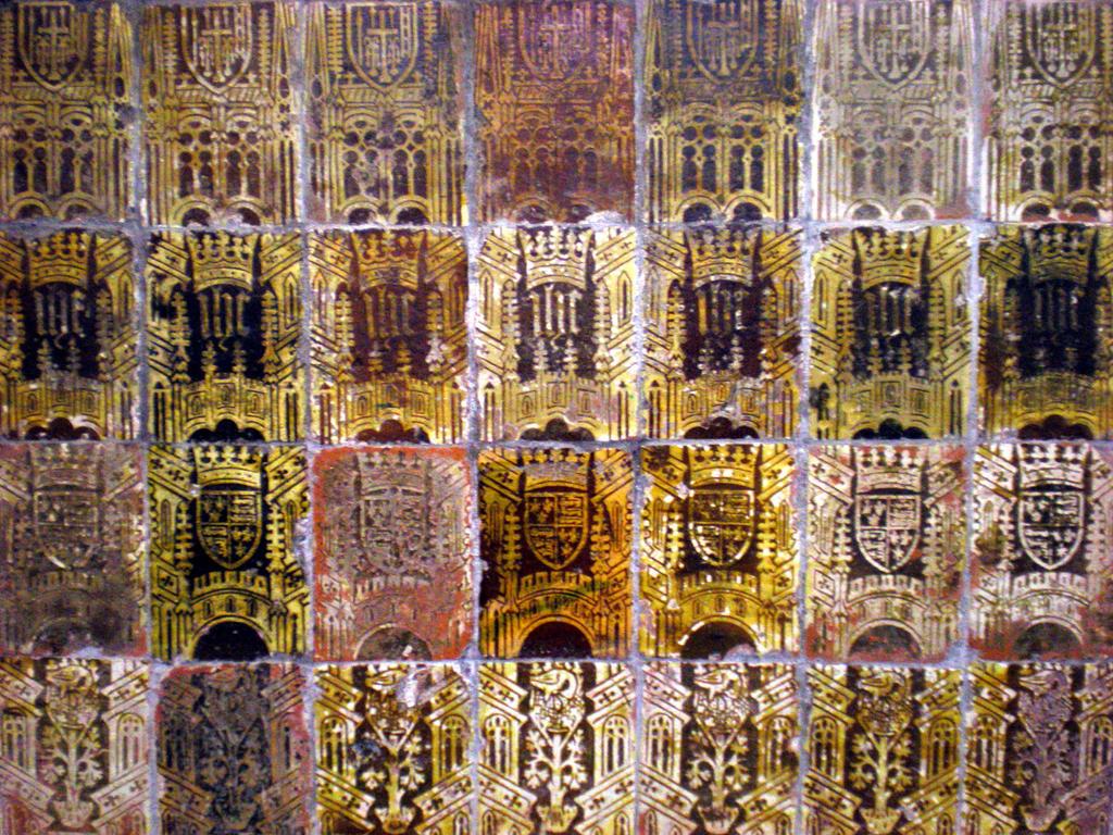 Stock - medieval tiles II by rockgem