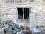 Stock - Barred window