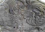 Stock Texture - headstone details