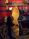 Stock - Woodwork Owl