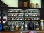 Stock - Apothacary shelves