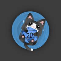 Crit. Cat - Natural 20!