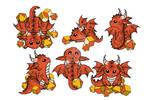 Dice Dragons II