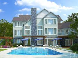 Mansion 1 by Liemn