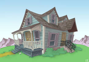 Bopeep House Concept by Liemn