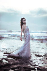 With The Tide.. by larafairie