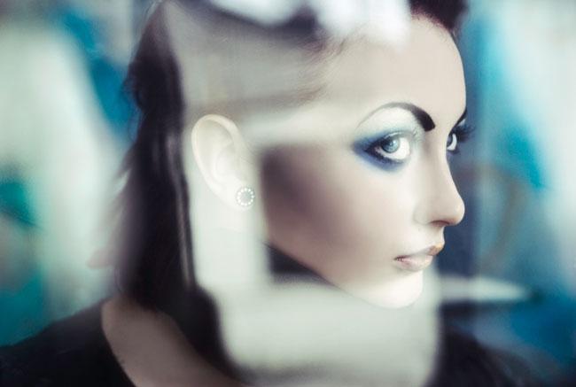 Blue Reflection by larafairie