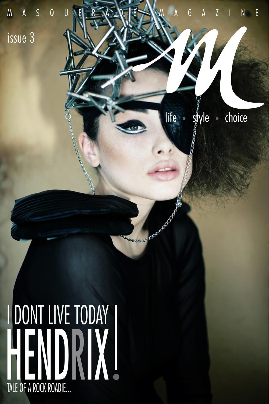 Masquerade Magazine by larafairie