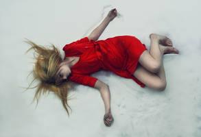 Crimson Death by larafairie