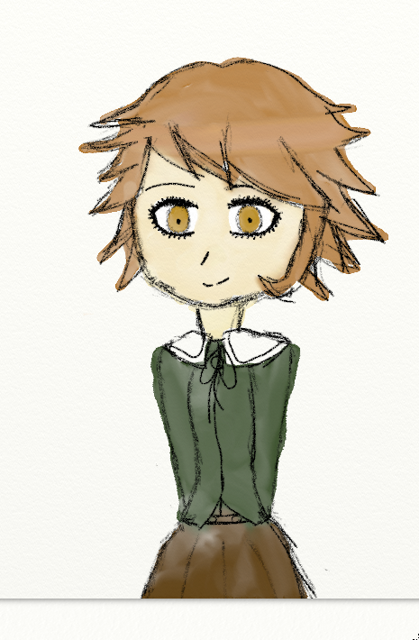 First tablet drawing! by Petpettails123