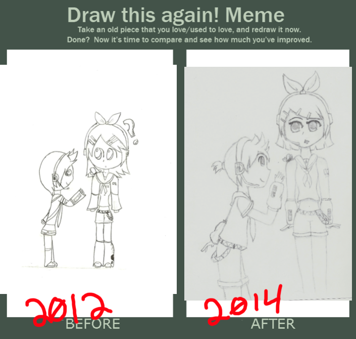 DRAW AGAIN THING YAY by Petpettails123