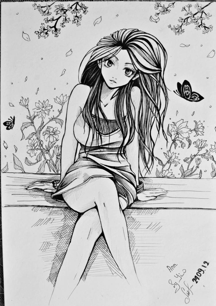 Ann) by Yioshka