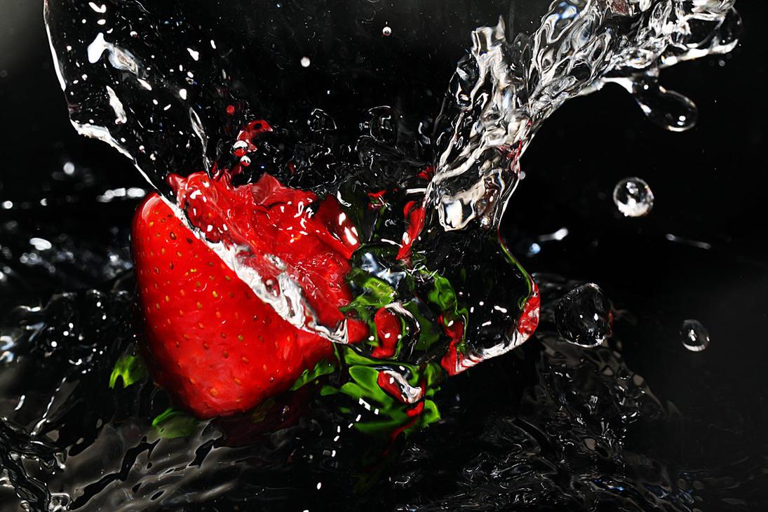 Splash by DamiensPassion