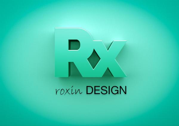 Logo by Roxiiin