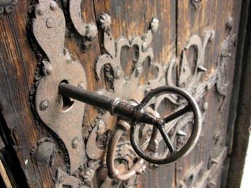 A door~