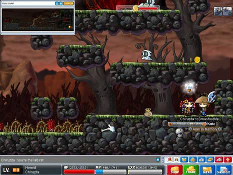 Poisoned by Chiru -- Chiru troll