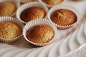 Chamomile Cupcakes