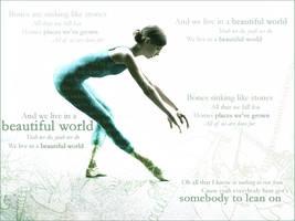Beautiful World by spiritbreath
