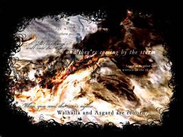 Asgard version four. by spiritbreath