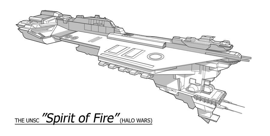 Halo+Ships+Blueprints ... Ship