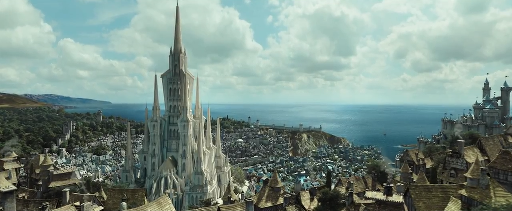 Warcraft Movie Trailer Screenshot by Obhan