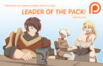 Leader of the Pack Part 1 Promo
